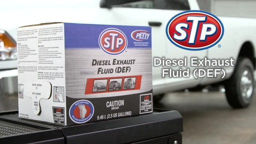 STP Diesel Exhaust Fluid - image 10 from the video