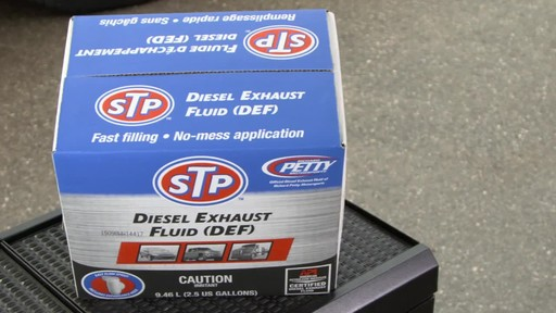 STP Diesel Exhaust Fluid - image 8 from the video