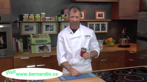 Fruit Seperation - Bernardin - image 6 from the video