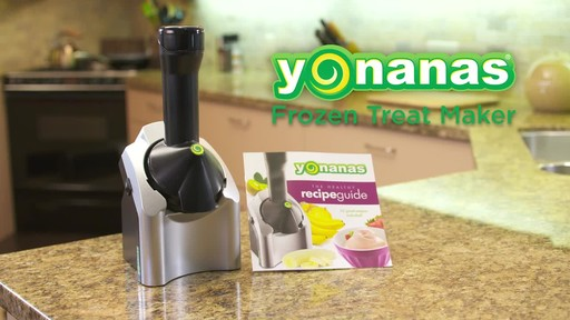 Yonanas Frozen Treat Maker - image 10 from the video