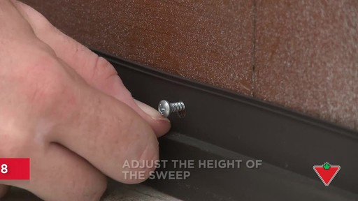 How to Install Weather Stripping - image 8 from the video