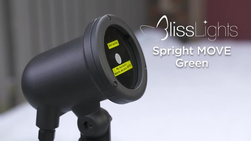 Blisslight Spright Move Green 187 English Canadian Tire