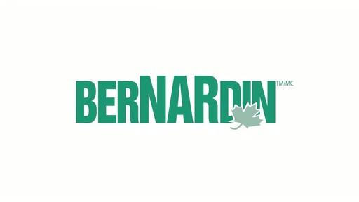 Bernardin Decorative Mason Jar 250 mL - image 10 from the video