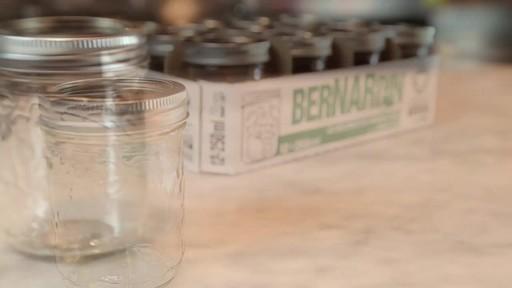 Bernardin Decorative Mason Jar 250 mL - image 3 from the video