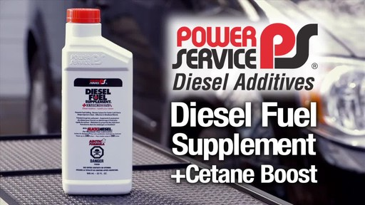 Power Services Diesel Fuel Supplement Cetane Boost - image 10 from the video