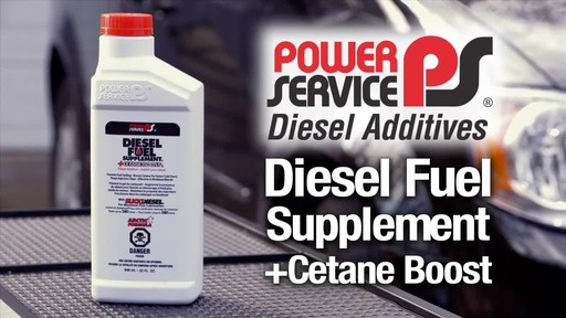 Power Services Diesel Fuel Supplement Cetane Boost - image 2 from the video