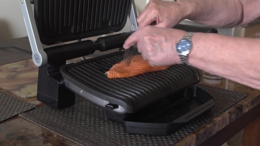T-Fal OptiGrill - Wendy's Testimonial - image 1 from the video