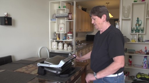 T-Fal OptiGrill - Wendy's Testimonial - image 2 from the video