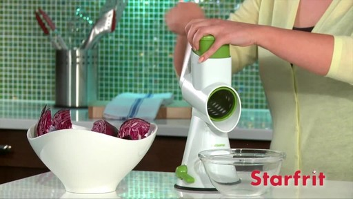 Starfrit Drum Grater - image 3 from the video
