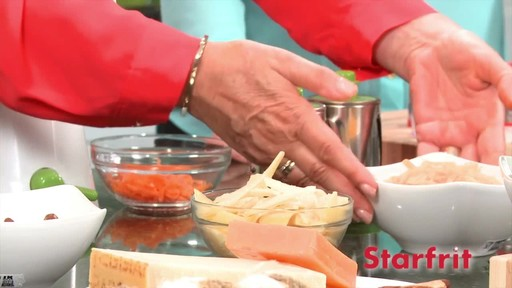 Starfrit Drum Grater - image 9 from the video