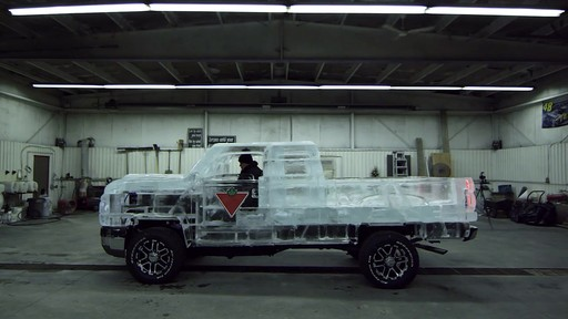 Melt Video of the Canadian Tire Ice Truck (Extended) - image 10 from the video