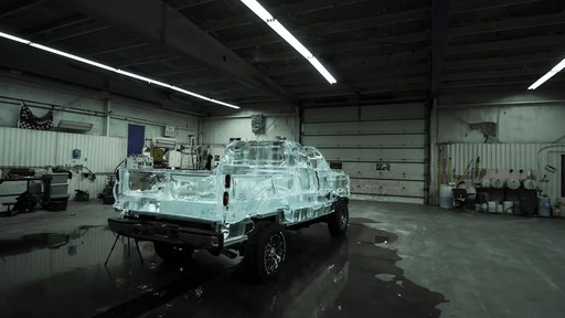 Melt Video of the Canadian Tire Ice Truck (Extended) - image 8 from the video