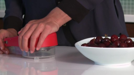 Starfrit Cherry Pitter - image 7 from the video