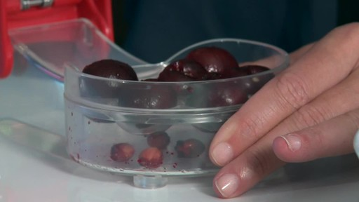 Starfrit Cherry Pitter - image 8 from the video