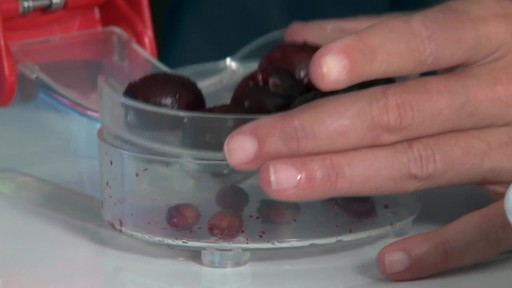 Starfrit Cherry Pitter - image 9 from the video