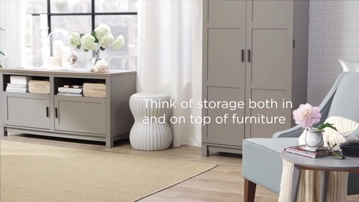 Monika Hibbs' Urban Farmhouse Style featuring the Camden Collection from CANVAS - image 2 from the video