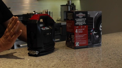 MotoMaster 12V 4-Minute Compressor- Ugo's Testimonial - image 1 from the video