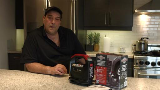 MotoMaster 12V 4-Minute Compressor- Ugo's Testimonial - image 2 from the video