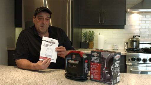 MotoMaster 12V 4-Minute Compressor- Ugo's Testimonial - image 5 from the video