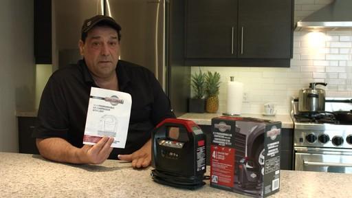 MotoMaster 12V 4-Minute Compressor- Ugo's Testimonial - image 6 from the video