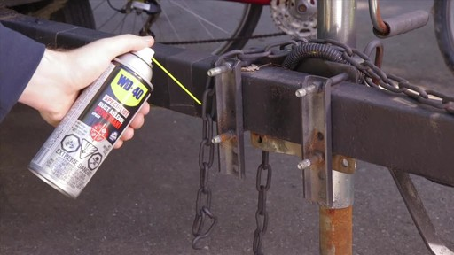WD-40 Specialist Rust Release Penetrant Spray - image 3 from the video