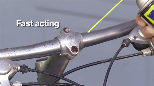 WD-40 Specialist Rust Release Penetrant Spray - image 7 from the video