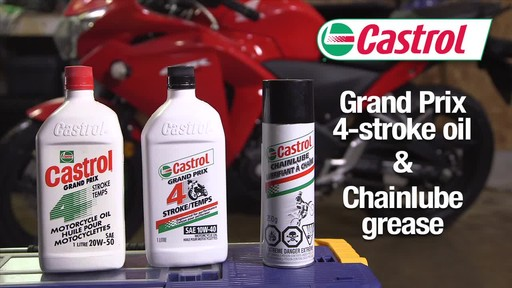 Castrol Chainlube Grease - image 1 from the video