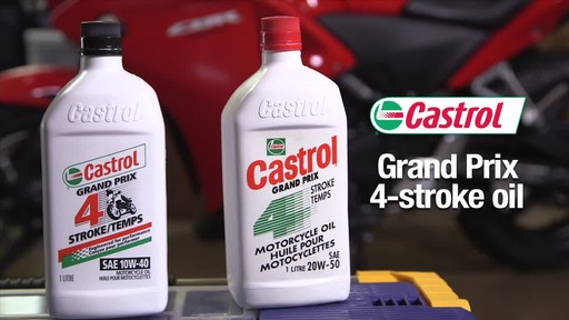 Castrol Chainlube Grease - image 2 from the video