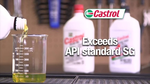 Castrol Chainlube Grease - image 4 from the video