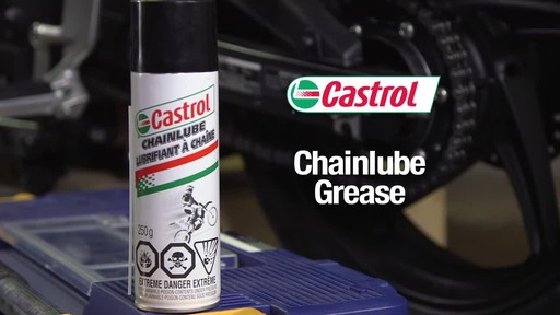 Castrol Chainlube Grease - image 6 from the video