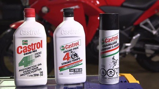 Castrol Chainlube Grease - image 9 from the video