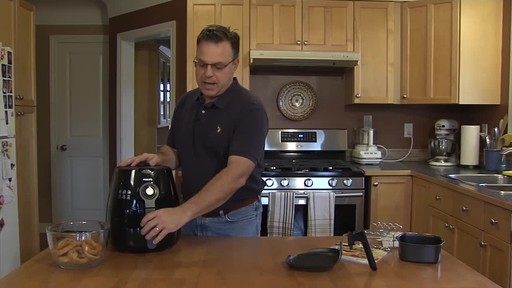Philips Airfryer - Patrick's Testimonial - image 1 from the video