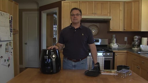 Philips Airfryer - Patrick's Testimonial - image 10 from the video