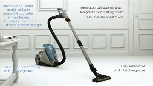 Bissell Pro Multi Surface Canister Vacuum 187 English