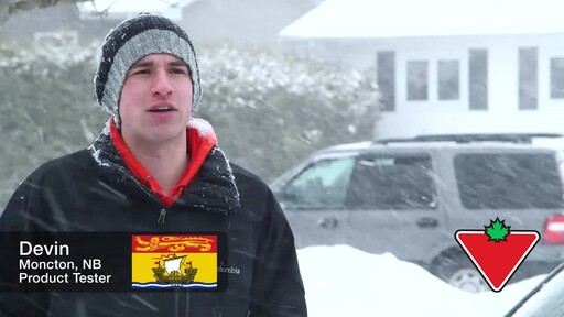 Garant EVA Snowbrush- Devin Testimonial - image 1 from the video