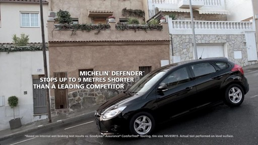 Michelin Defender  - image 10 from the video