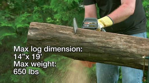 Yardworks Ultimate Sawhorse - image 3 from the video