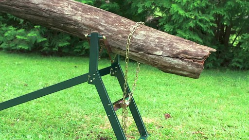 Yardworks Ultimate Sawhorse - image 7 from the video