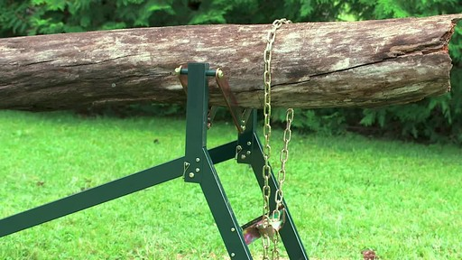 Yardworks Ultimate Sawhorse - image 8 from the video