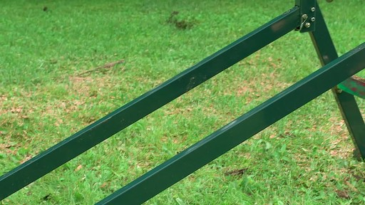 Yardworks Ultimate Sawhorse - image 9 from the video