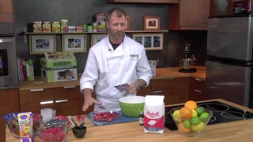 Freezer Jam - Bernardin - image 1 from the video
