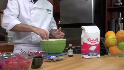 Freezer Jam - Bernardin - image 3 from the video