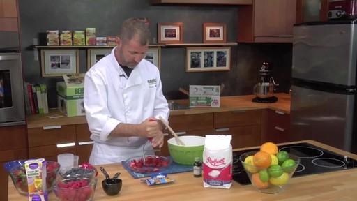 Freezer Jam - Bernardin - image 4 from the video