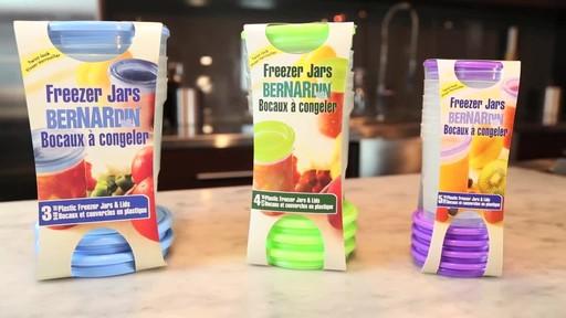 Bernardin Plastic Freezer Jars - image 2 from the video