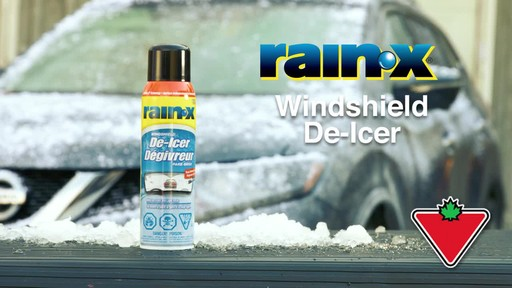 Rain-X Windshield De-Icer - image 1 from the video
