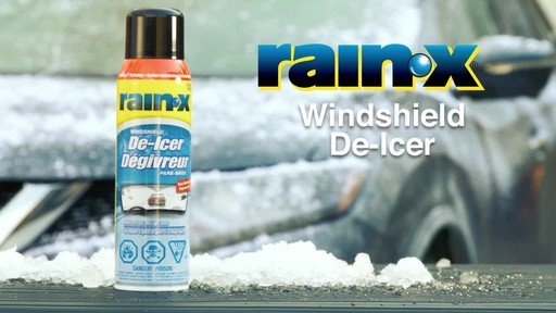 Rain-X Windshield De-Icer - image 10 from the video
