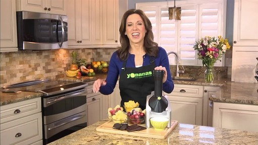 Yonanas Frozen Treat Maker - image 4 from the video