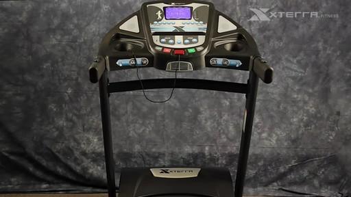 Xterra XT980T Pro Treadmill - image 10 from the video
