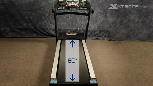 Xterra XT980T Pro Treadmill - image 3 from the video