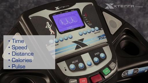Xterra XT980T Pro Treadmill - image 7 from the video